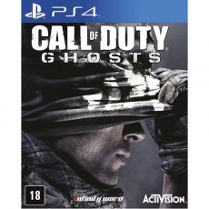 Call of Duty Ghost  para PS4