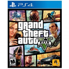 GTA V para playstation 4