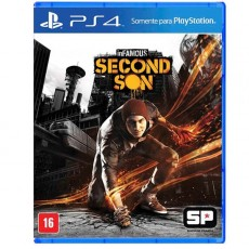 Infamous Second Son para playstation 4