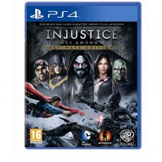 Injustice Gods Amoung para playstation 4