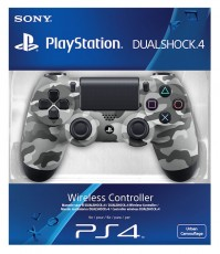 Joysticks Wireless Camuflado Dual Shock 4