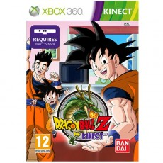 Dragon Ball Z Kinect Xbox 360