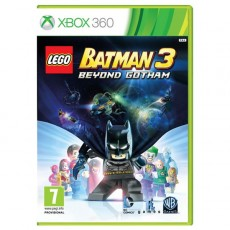 Lego Batman Beyond Gothan Xbox 360