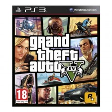 Grand Theft Auto V Playstation 3
