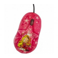 Mouse Optico Teen Pink
