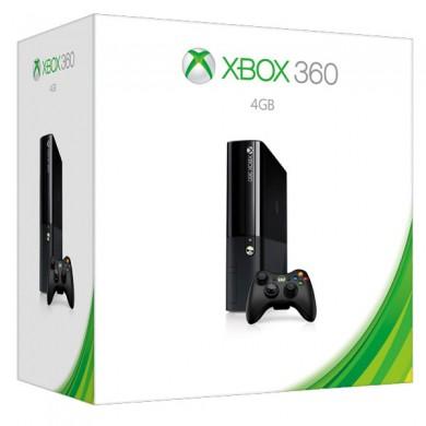 Console Xbox 360 Slim 4GB
