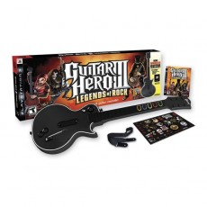 Kit Guitar Hero Warrior of Rock para PS3