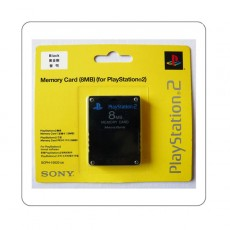 Memory Card 8MB Para Playstation 2