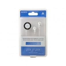 Fone de Ouvido com Controle Remoto PSP
